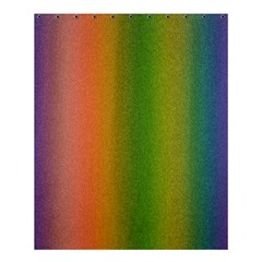 Colorful Stipple Effect Wallpaper Background Shower Curtain 60  X 72  (medium)  by Simbadda