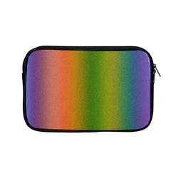 Colorful Stipple Effect Wallpaper Background Apple Macbook Pro 13  Zipper Case by Simbadda