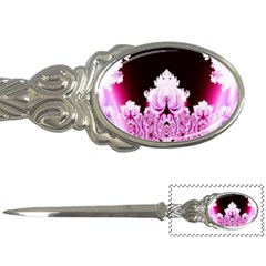 Fractal In Pink Lovely Letter Openers by Simbadda