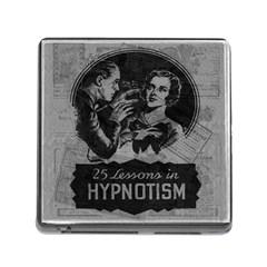 Vintage Hypnotism Memory Card Reader (Square)