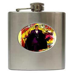 Monte Cristo Hip Flask (6 Oz) by Valentinaart