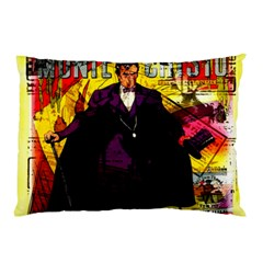 Monte Cristo Pillow Case by Valentinaart