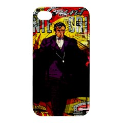 Monte Cristo Apple Iphone 4/4s Premium Hardshell Case by Valentinaart