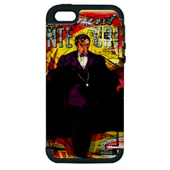 Monte Cristo Apple Iphone 5 Hardshell Case (pc+silicone) by Valentinaart