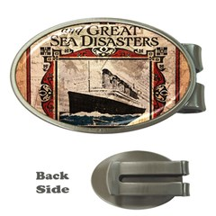 Titanic Money Clips (oval)  by Valentinaart