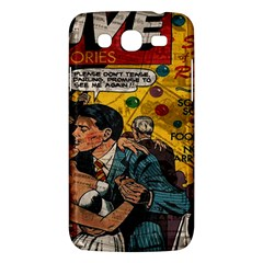 Love Stories Samsung Galaxy Mega 5 8 I9152 Hardshell Case  by Valentinaart