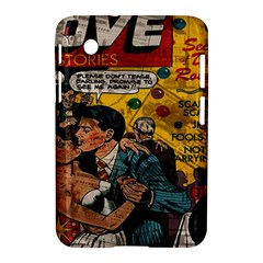 Love Stories Samsung Galaxy Tab 2 (7 ) P3100 Hardshell Case  by Valentinaart