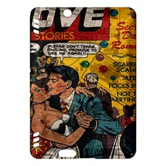 Love stories Kindle Fire HDX Hardshell Case by Valentinaart