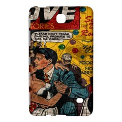 Love Stories Samsung Galaxy Tab 4 (7 ) Hardshell Case  by Valentinaart