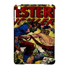 Western Thrillers Apple Ipad Mini Hardshell Case (compatible With Smart Cover) by Valentinaart