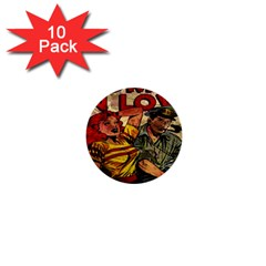 Woman In Love 1  Mini Buttons (10 Pack)  by Valentinaart