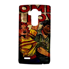 Woman In Love Lg G4 Hardshell Case by Valentinaart