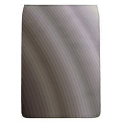 Fractal Background With Grey Ripples Flap Covers (s)  by Simbadda