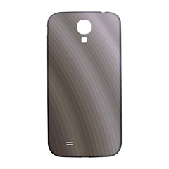 Fractal Background With Grey Ripples Samsung Galaxy S4 I9500/i9505  Hardshell Back Case by Simbadda
