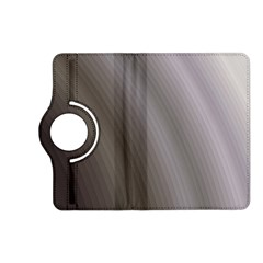 Fractal Background With Grey Ripples Kindle Fire Hd (2013) Flip 360 Case by Simbadda