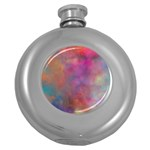 Rainbow Clouds Hip Flask (5 oz)