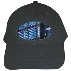 Modern Business Architecture Black Cap by Simbadda