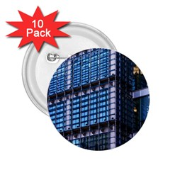 Modern Business Architecture 2 25  Buttons (10 Pack)  by Simbadda