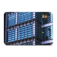 Modern Business Architecture Plate Mats by Simbadda