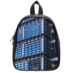 Modern Business Architecture School Bags (small)  by Simbadda