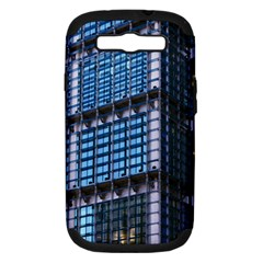 Modern Business Architecture Samsung Galaxy S Iii Hardshell Case (pc+silicone) by Simbadda