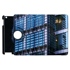 Modern Business Architecture Apple Ipad 3/4 Flip 360 Case by Simbadda