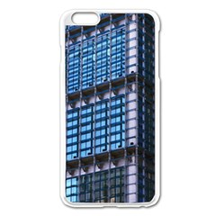 Modern Business Architecture Apple Iphone 6 Plus/6s Plus Enamel White Case by Simbadda