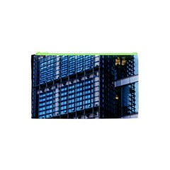 Modern Business Architecture Cosmetic Bag (xs) by Simbadda