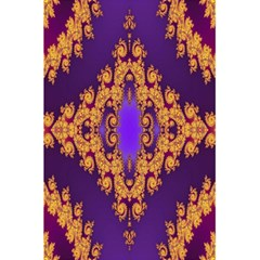 Something Different Fractal In Orange And Blue 5 5  X 8 5  Notebooks by Simbadda