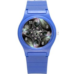 Magic Swirl Round Plastic Sport Watch (s) by Simbadda