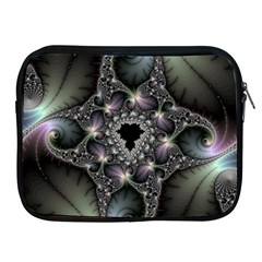 Magic Swirl Apple Ipad 2/3/4 Zipper Cases by Simbadda