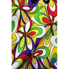 Colorful Textile Background 5 5  X 8 5  Notebooks by Simbadda