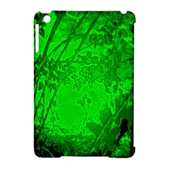 Leaf Outline Abstract Apple Ipad Mini Hardshell Case (compatible With Smart Cover) by Simbadda