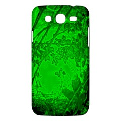 Leaf Outline Abstract Samsung Galaxy Mega 5 8 I9152 Hardshell Case  by Simbadda