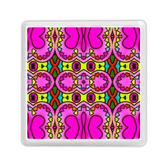 Colourful Abstract Background Design Pattern Memory Card Reader (square)  by Simbadda
