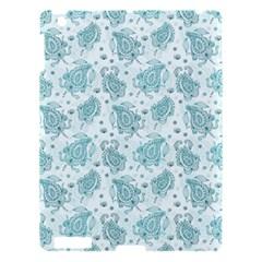 Decorative Floral Paisley Pattern Apple Ipad 3/4 Hardshell Case by TastefulDesigns