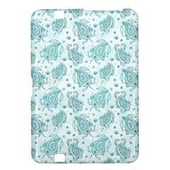 Decorative Floral Paisley Pattern Kindle Fire Hd 8 9  by TastefulDesigns
