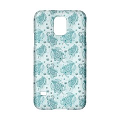 Decorative Floral Paisley Pattern Samsung Galaxy S5 Hardshell Case  by TastefulDesigns