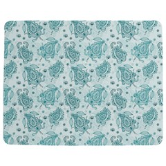 Decorative Floral Paisley Pattern Jigsaw Puzzle Photo Stand (rectangular) by TastefulDesigns