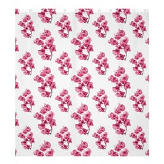 Santa Rita Flowers Pattern Shower Curtain 66  X 72  (large)  by dflcprints
