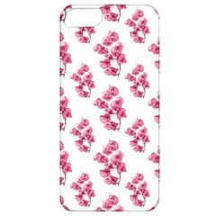 Santa Rita Flowers Pattern Apple Iphone 5 Classic Hardshell Case by dflcprints