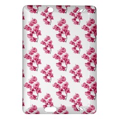Santa Rita Flowers Pattern Amazon Kindle Fire Hd (2013) Hardshell Case by dflcprints