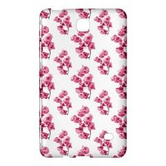 Santa Rita Flowers Pattern Samsung Galaxy Tab 4 (8 ) Hardshell Case  by dflcprints