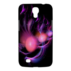 Fractal Image Of Pink Balls Whooshing Into The Distance Samsung Galaxy Mega 6 3  I9200 Hardshell Case by Simbadda
