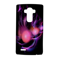 Fractal Image Of Pink Balls Whooshing Into The Distance Lg G4 Hardshell Case by Simbadda