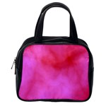 Pink Clouds Classic Handbag (One Side)