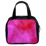 Pink Clouds Classic Handbag (Two Sides)
