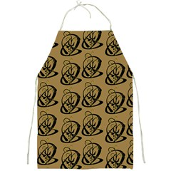 Art Abstract Artistic Seamless Background Full Print Aprons