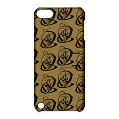 Art Abstract Artistic Seamless Background Apple Ipod Touch 5 Hardshell Case With Stand by Simbadda