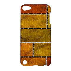 Classic Color Bricks Gradient Wall Apple Ipod Touch 5 Hardshell Case by Simbadda